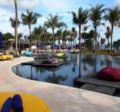 W Hotel Pool Side