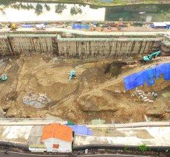 57 Promenade Basement Construction