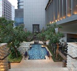Anandamaya Residence Pool