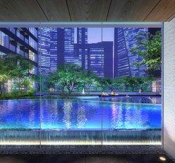 Branz Mega Kuningan Pool View