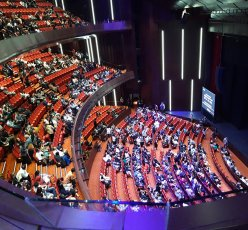Convention Theater Jakarta Hall