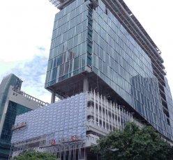 Graha Binakarsa Construction Phase