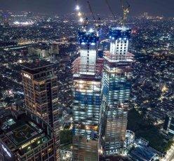 Indonesia-1 Night View