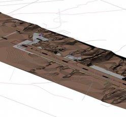 Proposed Platform Dhoho Airport Kediri