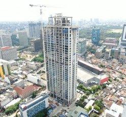 The Pakubuwono Menteng Construction Phase