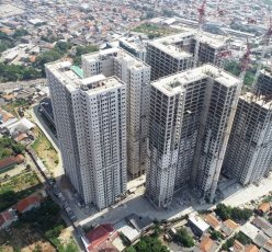 TransPark Juanda Construction Phase